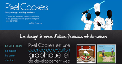 Pixel Cookers