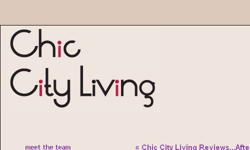 Chic City Living