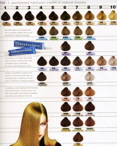 Goldwell colour chart diigo groups