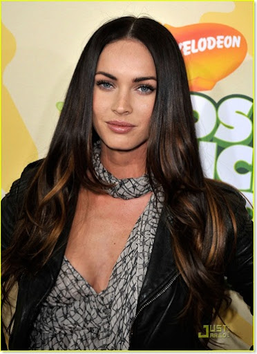 megan fox hair color dye. 2010 Hair Style 2011 Megan Fox