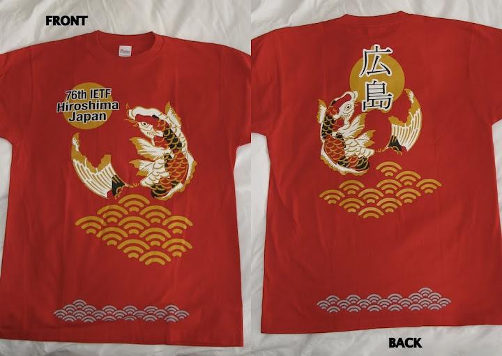 IETF 76 t-shirt