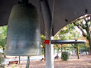 The Bell of Peace, in Peace Memorial Park