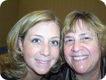 Mom & I Nov 2008