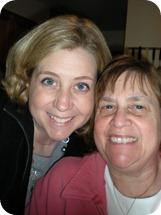 Mom & I April 2010