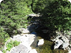 View of the West Fork