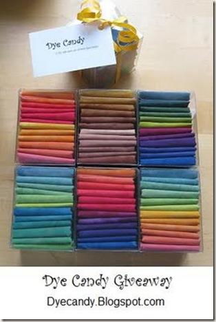 dye candy giveaway