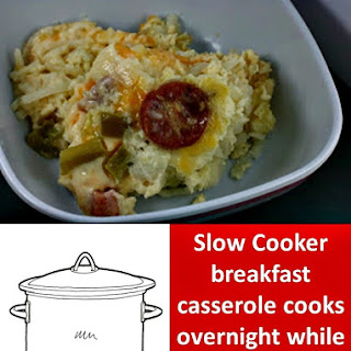 Crock Pot Hash Brown Breakfast Recipes