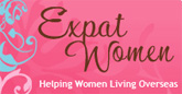 Proud member of Expat Women - Helping Women Living Overseas