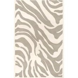 zebra rug