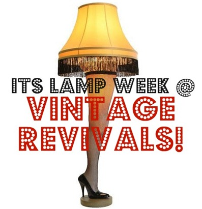 leg lamp button