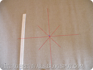 DIY Painted Sisal Rug 007 copy