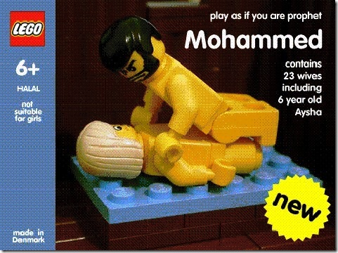 LEGO Mohammed