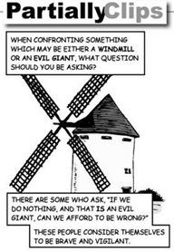 Windmill Epistemology