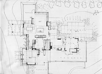 Hornby 2 Main Floor Plan