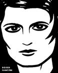 Ayn Rand, by Bosch Fawstin