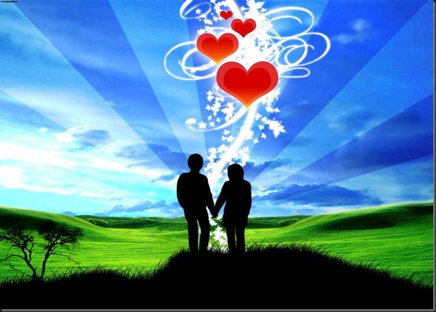 Love Couple Vectorized-468856