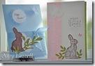 choc bunny cards