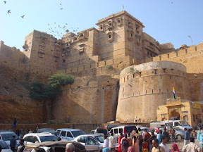 JAISALMER FORT, Golden City