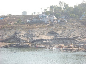 Narmada River, MP