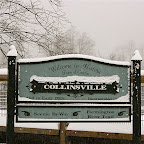 Welcome to Winter in Collinsville.