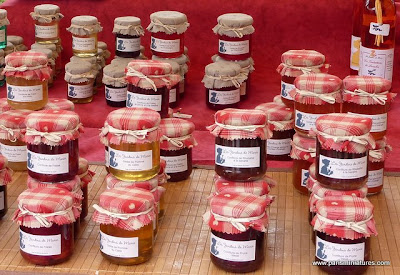 Paris Miniatures - Homemade Jams - Emmaflam and Miniman