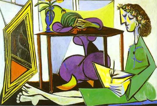 obras de picasso. Obras de Picasso – Pinturas de