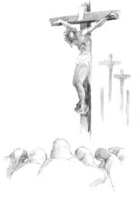 Vienīgi Jēzus Kristus dēļ