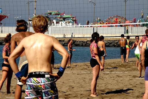 Life in Jeju 33 ตลาดมือสองในสวน กับ วอลเลย์บอลชายหาดที่เกาหลี