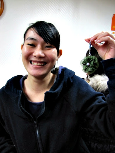Life in Jeju 42 หิมะแรกของปี และ งานประดิษฐ์ที่ห้องเรียน