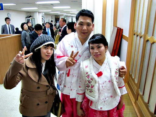Life in Jeju 44 Korean Wedding X mas Potluck