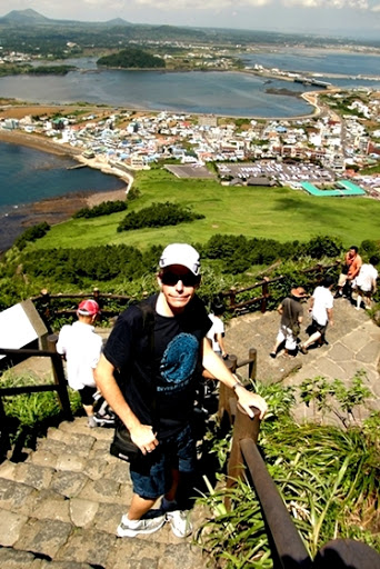 Life in Jeju 52 HBD Mike ขอบคุณที่ดูแลกันมาตลอด