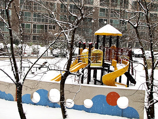 Life in Jeju 54 ช้อปปิ้งกับลินซี่ และ วันหิมะตก หนัก ที่เกาะเชจู