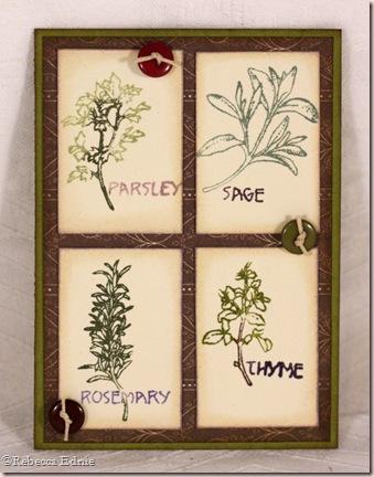herbs ATC