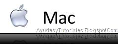 Mac - AyudasyTutoriales