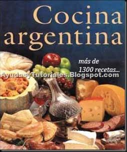 Cocina Argentina - AyudasyTutoriales