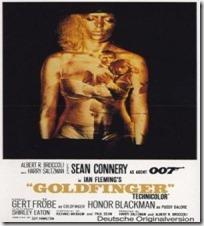 Goldfinger poster 15