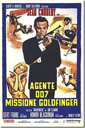 Goldfinger poster 18
