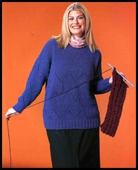 Family Circle Easy Plus Sizes in Knit & Crochet 63