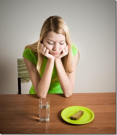節食者減重失敗,跟荷爾蒙有關