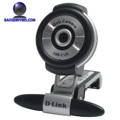 Webcam D-LINK DSB-C120