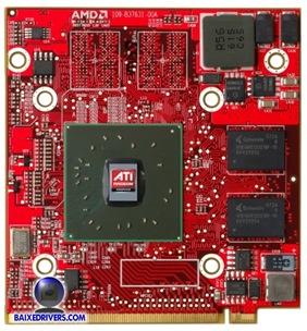 AMD ATI Mobility Radeon HD 4200