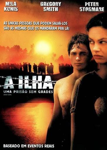 Filme A Ilha - Uma Prisão Sem Grades DVDRip RMVB Dublado
