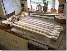 Dulcimer-fingerboards