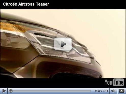 Video – Citroën Aircross