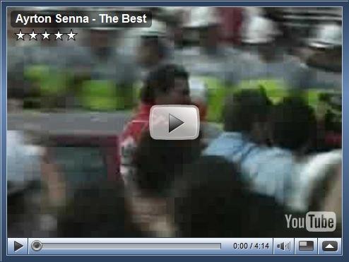 15 anos sem Ayrton Senna