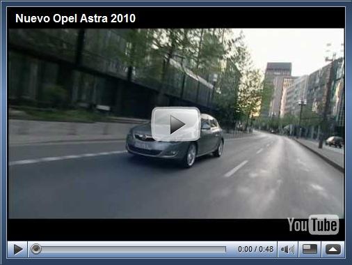 Video com mais detalhes do Opel Astra 2010