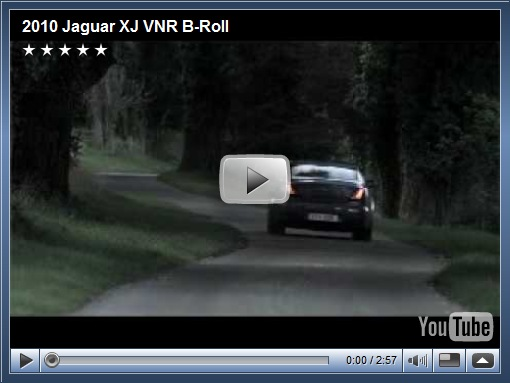 Video – Novo Jaguar XJ