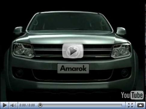 Videos – Comerciais da Volkswagen Amarok