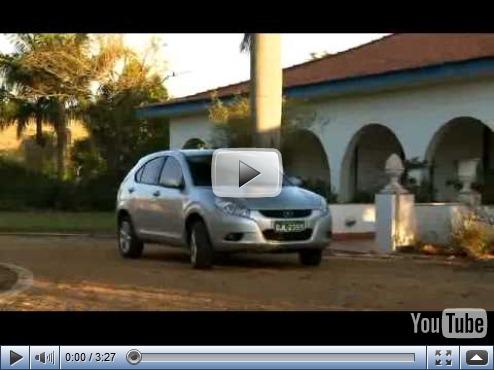 JAC divulga video de seus carros em testes Brasil