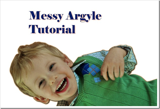 Argyle tutorial